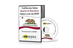 California Registered Voter List Statewide - Standard Unenhanced Version
