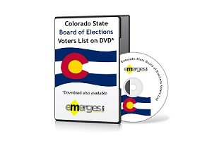 Colorado Registered Voter Lists Statewide - Standard Unenhanced Version