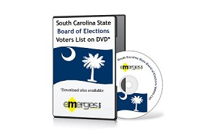 South Carolina Registered Voter Lists Statewide - Standard Unenhanced Version