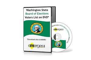 Washington Registered Voter Lists Statewide - Standard Unenhanced Version