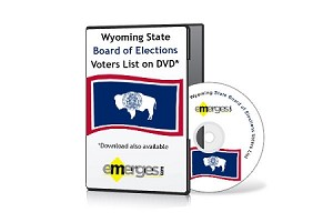 Alabama Registered Voter Lists Statewide - Standard Unenhanced VersionWyoming